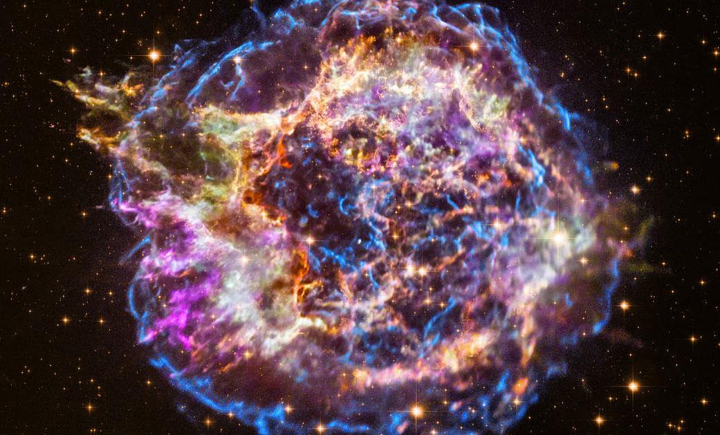 nasa supernova